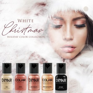 limited edition white Christmas