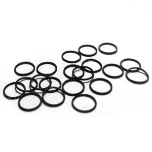 Rubber O-ringen voor Airbrush